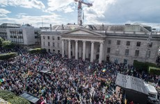 """Anti-water charges leader promises """"biggest protest in Ireland ever"""" before election"""