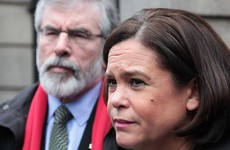 A lot of people think Mary Lou would be better than Gerry Adams