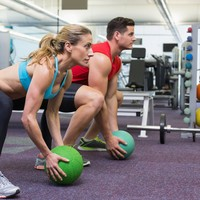 3 medicine ball exercises to improve your core power