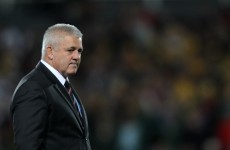 Lewis confident of keeping Gatland, as Edwards' future in doubt
