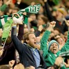 Over 275,000 ticket applications made for Ireland's Euro 2016 games