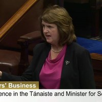 Joan Burton survives motion of no confidence as TDs attack Labour in heated debate