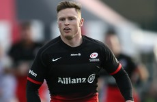 Chris Ashton must take responsibility for his actions - Eddie Jones