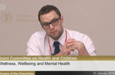 WATCH: Bressie gives impassioned speech about the 'epidemic of this generation'