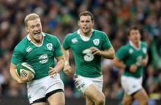 Stuart Olding ready to end 10-month injury absence with centre slot for Ulster A