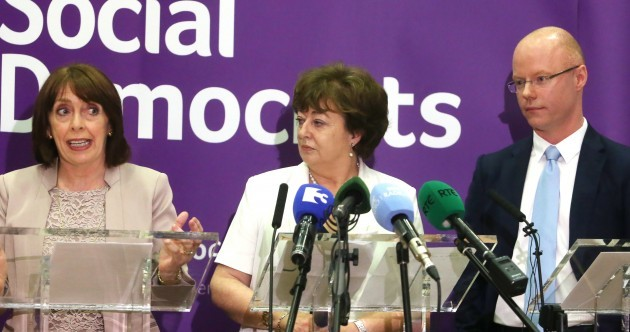 The SocDems won't cut USC, but will abolish water charges and reduce bus fares