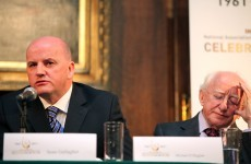 Gallagher plays down prospect of one-on-one debate with Higgins