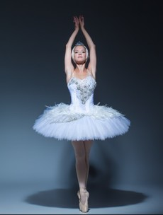 'One minute you're a drug dealer, then a ballerina'