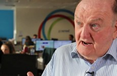 George Hook on 'implied consent' and why he's never liked interviewing Ivana Bacik