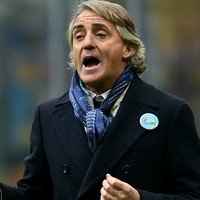 Mancini denies targeting journalist with homophobic slur