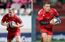 Two more Munster players have signed new contracts with the province