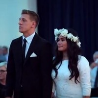 WATCH: This incredibly emotional wedding haka has taken the internet by storm