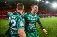 Connacht welcome Robbie Henshaw back to their starting XV