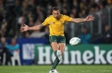 Australia's Quade Cooper: Nobody likes me, I don't care
