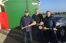 Connacht's Russian rugby opponents have been trying out hurling in Galway