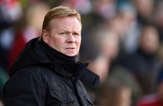 Koeman slams 'bulls***' Chelsea links after United victory