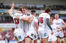 Ulster give themselves quarter-final chance with hammering of Oyonnax