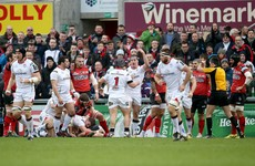 As it happened: Ulster v Oyonnax, Champions Cup