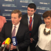 Enda was asked whether he'd work with Michael Lowry, he didn't say no