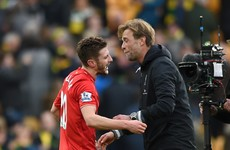 Lallana saves the day for Liverpool in nine-goal thriller