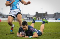 Connacht run riot in Galway to secure place in Challenge Cup quarters