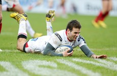'You could play him at 10 and he'd do a job' - Payne shows class for Ulster