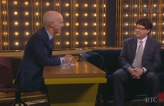 Twitter is giving out stink about Ray D'Arcy's interview with Dean Strang