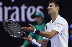 Djokovic makes 100 unforced errors but still avoids Simon shock