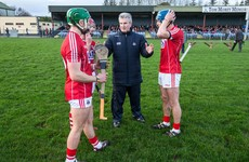 Kingston unveils 30-man Cork hurling squad for league campaign