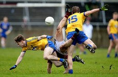 Two Comer goals spur Galway on to FBD league final win over Roscommon