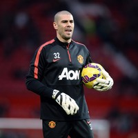 Victor Valdes has officially left Man United on loan