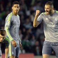 Karim Benzema got Zinedine Zidane's Real Madrid out of jail tonight