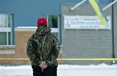 Teenage boy charged with killing four in Canada shooting spree