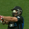 New Zealand batsman left with horrific eye injury after bouncer smashes through helmet