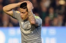 James Rodriguez: Calling me fat p****s me off!