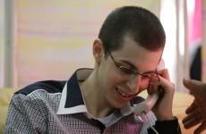 Israeli soldier Gilad Shalit released