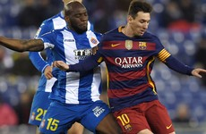 'Lionel Messi almost signed for Espanyol'