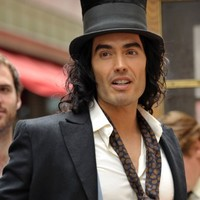 Russell Brand arrested for battery in LA airport