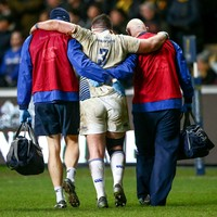 Marty Moore will miss the 6 Nations with hamstring injury