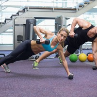 These three lateral pillar bridge exercises are great for your core
