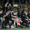 New Zealand in black for World Cup final