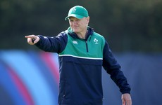 Schmidt begins prep for what will be his toughest Six Nations test yet