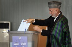 Afghans faced with Taliban strikes on poll day