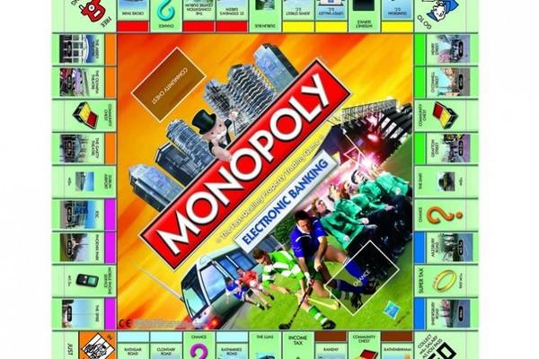 Kartenleser defekt banking monopoly Access Card