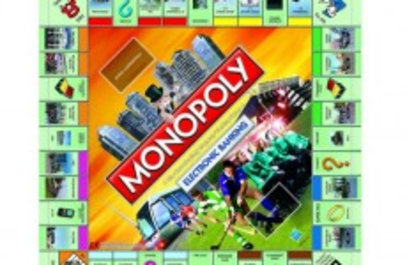 Crumlin Kimmage Given Boot From Monopoly Board As Shopping Centres Cost Of Wiring A New House In Ireland The Iconic Game Has Been Updated With An Electronic Debit Card Reader And Range Properties Price Tags