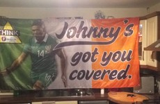 'Johnny's got you covered' - The next Jon Walters flag for Euro 2016 is here