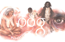 Google Doodle puts spotlight on treatment of Aboriginals on Australia Day