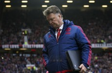 Van Go? United say Louis DIDN'T offer to quit after Southampton defeat