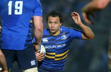 Further blow for Leinster as captain Isa Nacewa sidelined after surgical procedure