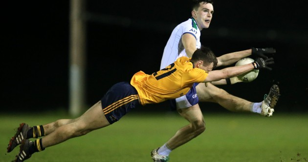 DCU make light work of Athlone IT as Monaghan star Carey scores hat-trick